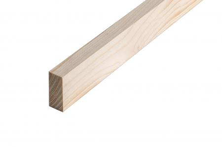 Whitewood P.A.O 2.4m Only DIY 50mm x 22mm