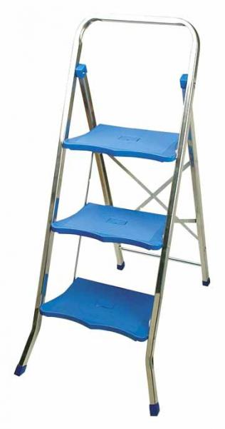 Phylos 3 Step Aluminium Ladder